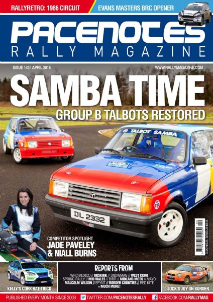 Issue 143 - April 2016